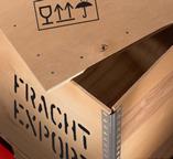 En 4 pasos hacia el embalaje de transporte perfecto