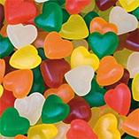 1 kg HARIBO corazones tiernos