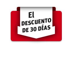 El Descuento de 30 días