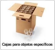 Cajas para objetos específicos