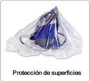 Protección de superficies