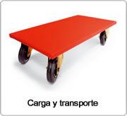 Carga y transporte
