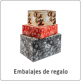 Embalajes de regalo