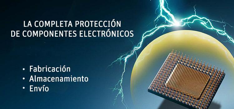 Encabezado: Protección ESD completa