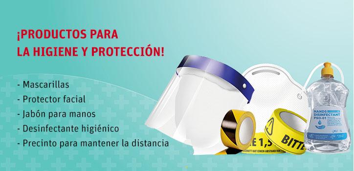 Productos emergencia Covid-19